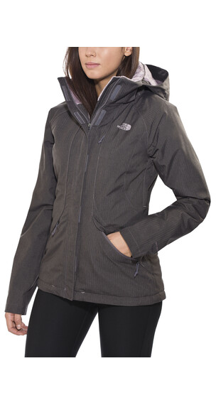 The North Face Inlux Isulated Jacket Women Rabbit Grey Heather